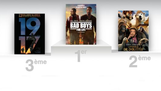 Box-office US:  les Bad Boys plus forts que Robert Downey Jr. !