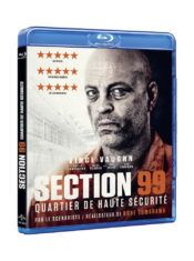 Test Blu-ray:  Section 99 - Quartier de Haute Sécurité