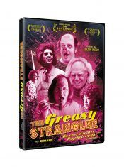 Test DVD:  The greasy strangler