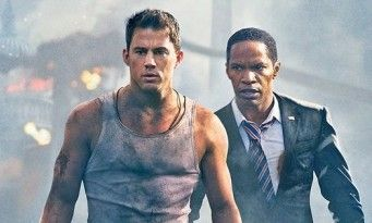 White House Down a été un flop au box-office pour Channing Tatum et Jamie Foxx