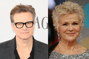 "Colin Firth et Julie Walters réunis dans ""The Secret Garden"""