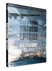 Test Blu-ray:  Battleship Island