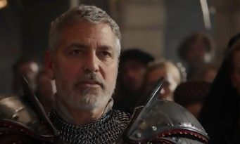 George Clooney s'incruste dans Game Of Thrones et tue un dragon. pour une pub