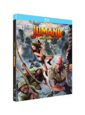 Test Blu-ray:  Jumanji - Next level