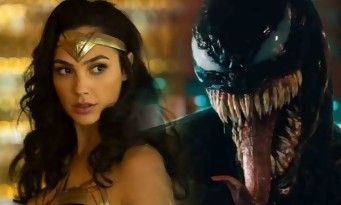 Venom met une claque à Wonder Woman, Deadpool et Justice League au box office mondial