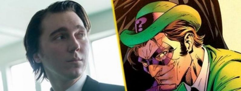 The Batman:  Paul Dano incarnera l'Homme-Mystère face à Robert Pattinson