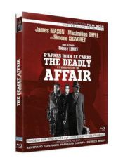 Test Blu-ray:  The deadly affair / M15 demande protection