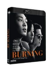 Test Blu-ray:  Burning