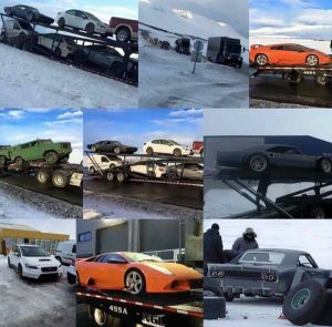 Fast and Furious 8 Film - Photos et videos du plateau de tournage en Islande!