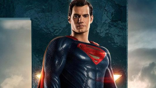 Superman moustachu dans Justice League:  la photo d'Henry Cavill a fuité
