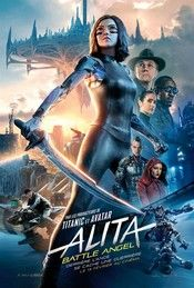 Critique:  Alita Battle Angel