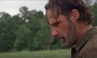 The Walking Dead:  les adieux émouvants d'Andrew Lincoln à Rick Grimes