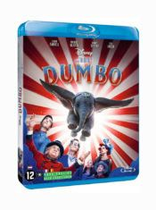 Test Blu-ray:  Dumbo (2019)