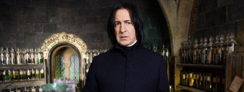 Harry Potter:  J.K Rowling dévoile l'origine improbable du prénom de Severus Rogue