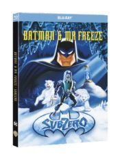 Test Blu-ray:  Batman & Mr. Freeze - Subzero