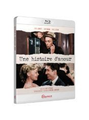 Test Blu-ray:  Une histoire d'amour