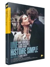 Test Blu-ray:  Une histoire simple