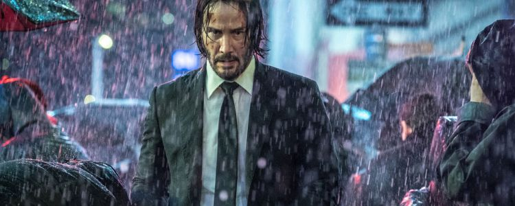 Bande-annonce John Wick 3:  Keanu Reeves seul contre tous