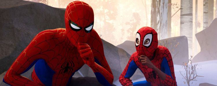 Spider-Man New Generation:  3 extraits du film d'animation aux univers parallèles