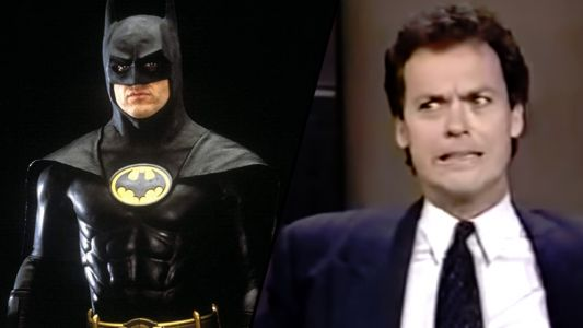 Attention gaffe culte ! Quand Michael Keaton spoilait Batman la veille de sa sortie