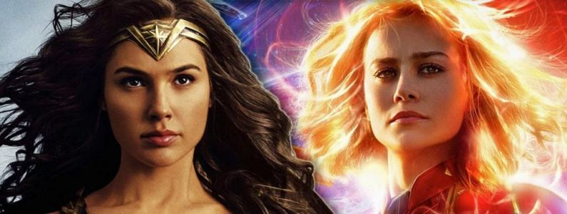 Qui de Captain Marvel ou de Wonder Woman est la plus badass ? On compte les points !