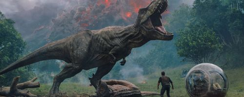 Box Office France:  les dinos de Jurassic World piétinent encore la concurrence
