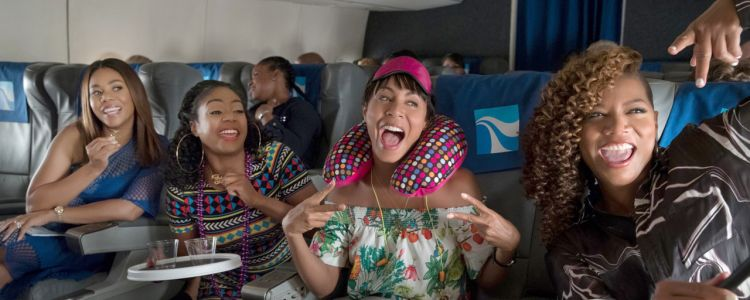 Girls Trip:  Jada Pinkett Smith et Queen Latifah se lâchent en 3 extraits