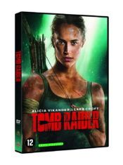 Test DVD:  Tomb raider
