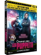 Test DVD:  Carnage chez les Puppets