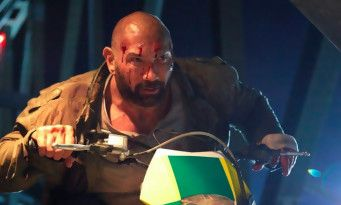 Army Of The Dead de Zack Snyder:  Dave Bautista contre les zombies