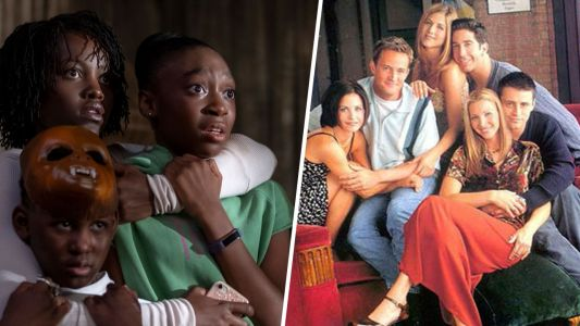 Us / Friends:  quel est le point commun entre le film de Jordan Peele et la sitcom culte ?