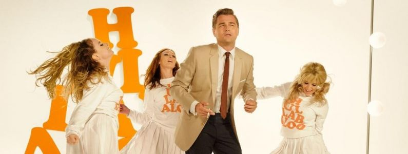 Once Upon A Time In Hollywood:  Ces posters de Leonardo DiCaprio teasent des films dans le film