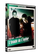 Test DVD:  L'évadé de l'enfer