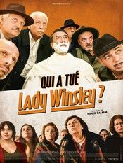Albi 2018:  Qui a tué Lady Winsley ?