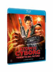 Test Blu-ray:  Atomic cyborg