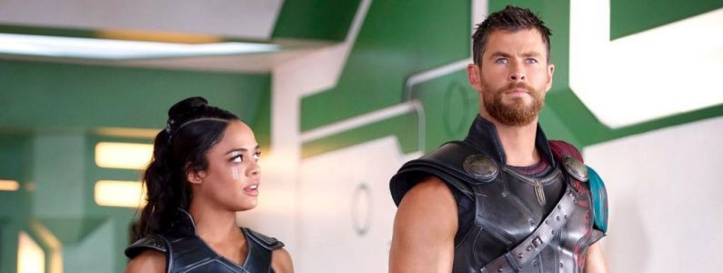 Men in Black, le spin-off:  Chris Hemsworth et Tessa Thompson ont la classe, même en plein désert