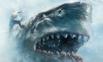The Meg 2:  Jason Statham prêt à frapper un requin encore plus gros !