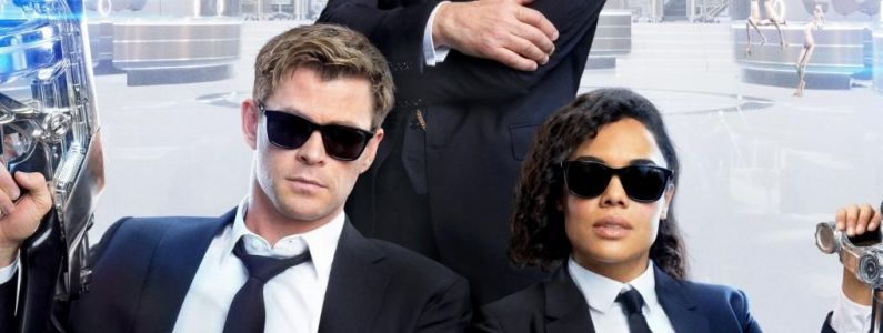 Men in Black International:  Nouveau trailer, Chris Hemsworth et Tessa Thompson pleins d'humour dans le feu de l'action