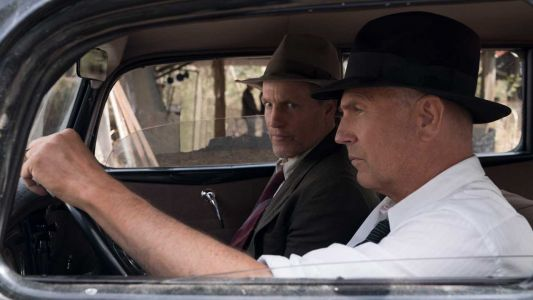 Bande-annonce The Highwaymen:  Kevin Costner et Woody Harrelson sur les traces de Bonnie & Clyde