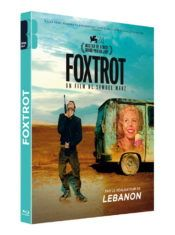 Test Blu-ray:  Foxtrot